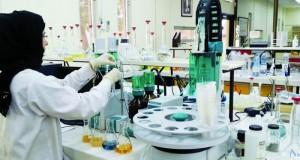 مختبر الكيمياء العام رفع لمستوى جودة إنتاج الصناعات الوطنية
