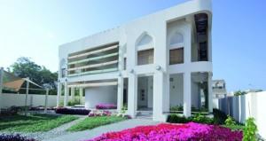 افتتاح البيت العماني الصديق للبيئة في جامعة السلطان قابوس