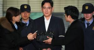 """كوريا الجنوبية: توجيه الاتهام رسميا بالفساد الى وريث """"سامسونج"""""""
