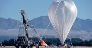 ناسا تطلق بالونا عملاقا لجمع بيانات في الفضاء القريب