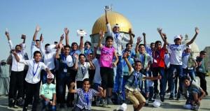 اجتماع القاهرة الثلاثي يدعو لكسر الجمود وإطلاق مفاوضات بسقف زمني مع إسرائيل