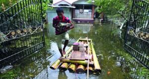 وفاة أكثر من 800 جراء السيول والانهيارات في أنحاء جنوب آسيا