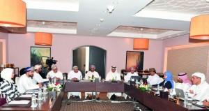 بدء أعمال الاجتماع الثالث والثلاثين للجنة الخليجية لتسعيرة الادوية بصلالة