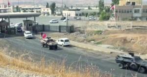 الجيش العراقي يسيطر على معبر حدودي بين كردستان العراق وتركيا