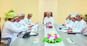 مجلس إدارة «التعدين» يناقش الطلبات المتأخرة للجهات الحكومية وآلية تسـريعها