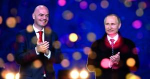 الأنظار شاخصة نحو قصر الكرملين لسحب قرعة النهائيات في مونديال روسيا 2018