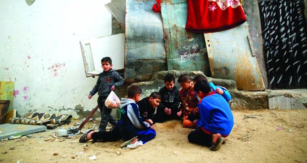 الاحتلال يصعد حملات الاعتقال في صفوف الفلسطينيين .. والمواجهات تستمر