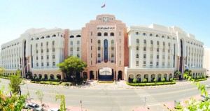 1ر24 مليار ريال عماني إجمالي الائتمان الممنوح من قبل القطاع المصرفي العماني بنهاية مايو الماضي