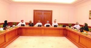 بحث خطة عمل لجنة الصداقة البرلمانية العمانية البيلاروسية
