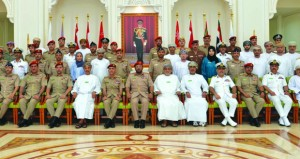 كلية الدفاع الوطني تحتفل بافتتاح دورة الدفاع الوطني السابعة