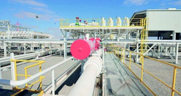 مبروك: الإنتاج يتجاوز 12.5 مليون متر مكعب غاز يوميا