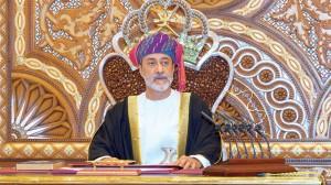 جلالة السلطان هيثم بن طارق