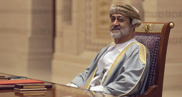 جلالة السلطان يتبادل التهاني هاتفيا مع العاهل الأردني بمناسبة عيد الفطر المبارك