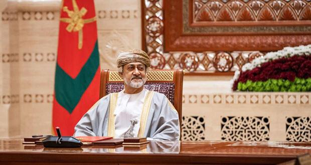 جلالة السلطان يتبادل التهاني بعيد الفطر في اتصال هاتفيًا مع خادم الحرمين الشريفين