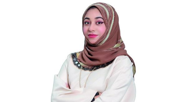 فردوس شافـي تشارك فـي المعرض الافتراضي «رباعيات» منارة العرب