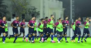 منتخبنا الوطني الأول يؤكد مشاركته بالبطولة والتدريبات تتواصل في دبي