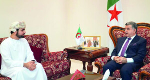 السفير الجزائري: رؤية عمان 2040 طموحة وستشهد السلطنة خلالها مستقبلا واعدا ومشرقا