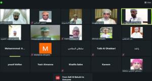 جلسة نقاشية تسلط الضوء على واقع الإعلام الرياضي خلال جائحة كورونا بجمعية الصحفيين العمانية