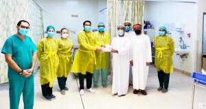 «الجمعية العمانية للسرطان» بجنوب الشرقية تحتفل بعيد الفطر المبارك