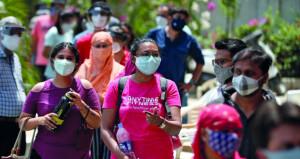 ارتفاع جديد لمتوسط إصابات كورونا في الهند و(الصحة العالمية) تطلق تحذيرا
