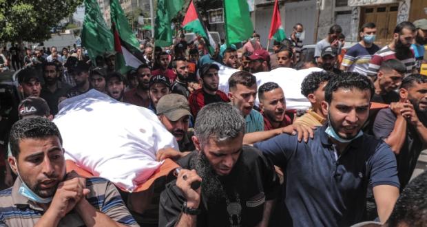 الاحتلال يجدد قصف غزة وحصيلة الشهداء ترتفع إلى 26