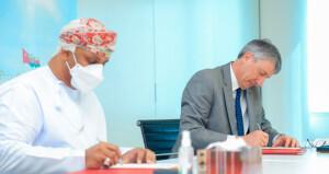 «عُمران» توقع اتفاقية لتبادل الخبرات وتعزيز القيمة المحلية المضافة مع «تنمية نفط عُمان»
