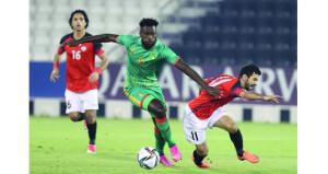 موريتانيا تتخطى اليمن وتبلغ نهائيات كأس العرب