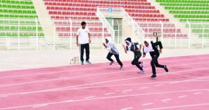 غدا انطلاق ندوة التغيرات والتحديات المرتبطة بتدريب ألعاب القوى للفتيات
